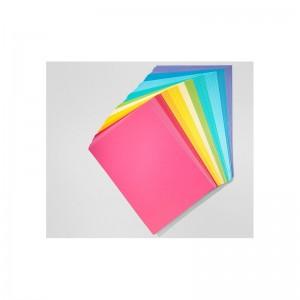 Farebný papier A4 mix farieb